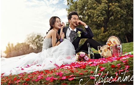 爱洛婚纱摄影