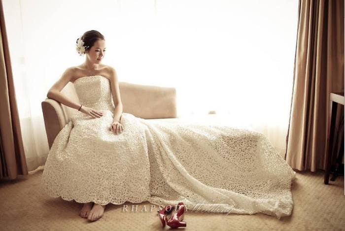 澳利莎婚纱